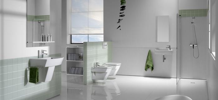 Roca accesorios de ba o cuartos de ba o saneamientos for Accesorios para bano roca