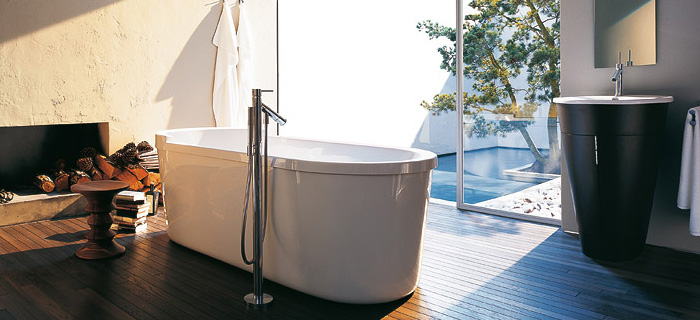 Duravit ba eras y spas cuartos de ba o saneamientos - Saneamientos rodrisan ...