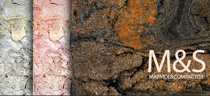 Marmoles y compactos del sur encimeras cocinas for Encimeras del sur