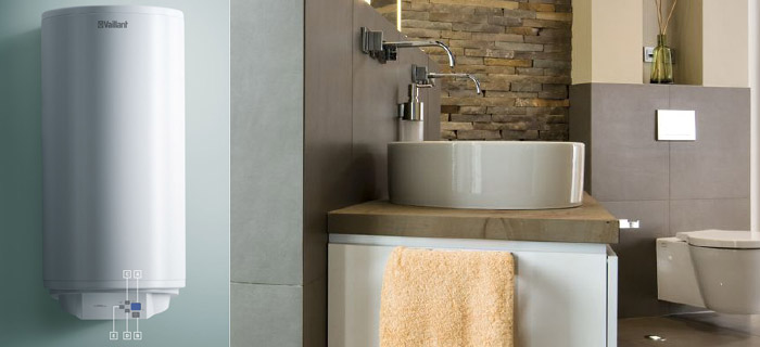 Agua caliente sanitaria calefacci n saneamientos rodrisan for Termo electrico vaillant
