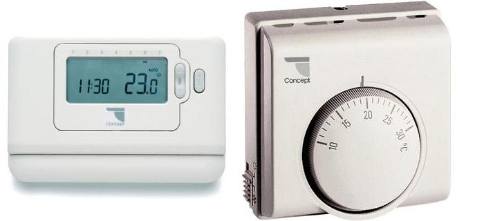Termostatos calefacci n saneamientos rodrisan - Cambiar termostato calefaccion ...